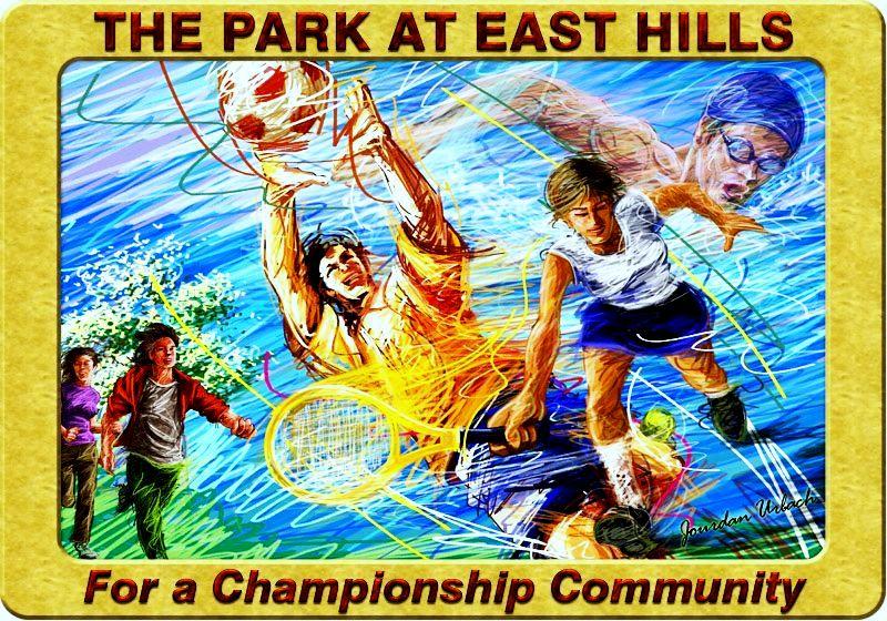 East Hills - Website Park Design